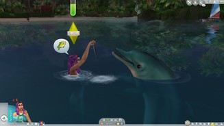 Sims 4: Inselleben - Screenshot