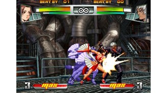 The King of Fighters Neowave PS2 5
