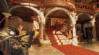 Umbrella Corps - DLC-Map Spencer Mansion