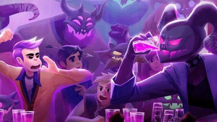 Afterparty im Test - Witziges Trinkspiel mit Gameplay-Kater