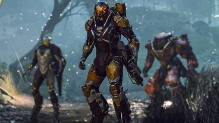 Anthem - Gameplay aus dem neuen Bioware-Koop-Game