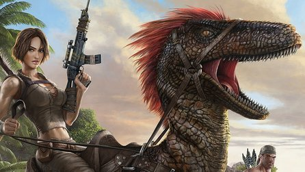 Ark: Survival Evolved - Launch-Trailer zum Open World-Survival-Spiel