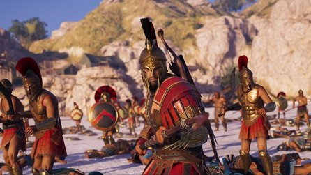 Assassin's Creed: Odyssey - Launch-Trailer mit einer düsteren Prophezeiung