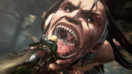 Attack on Titan 2 - Erster Trailer enthüllt Sequel zur Titanen-Action