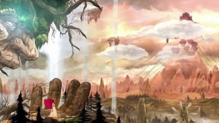 Child of Light - Ingame-Trailer zur Spielwelt Lemuria
