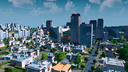 Cities: Skylines im Test - Metropole to-go