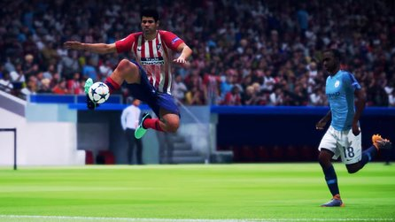 FIFA 19 - Video: Gameplay-Trailer stellt neue Tricks und Active Touch System vor