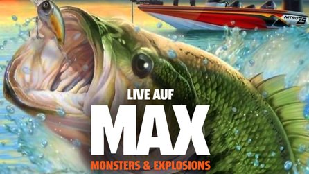 GamePro Live auf MAX - Fishing for compliments mit The Strike