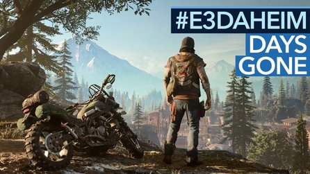 Days Gone - Angespielt-Video: Walking Dead zum Selberspielen