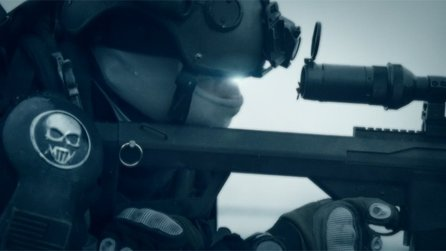 Ghost Recon: Future Soldier - Live Action-Trailer zum Taktik-Shooter