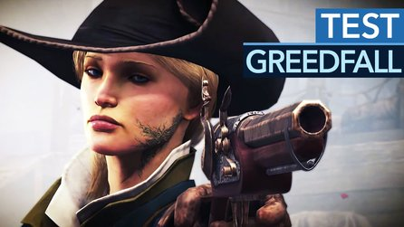 Greedfall - Test-Video zum Rollenspiel