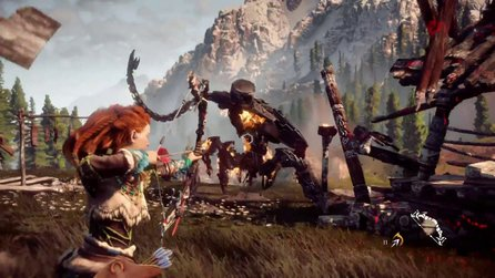 Horizon Zero Dawn - Gameplay-Trailer von der E3