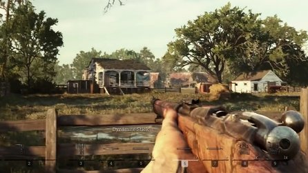 Hunt: Showdown - Trailer: Warum die Zombies nicht wie Zombies klingen