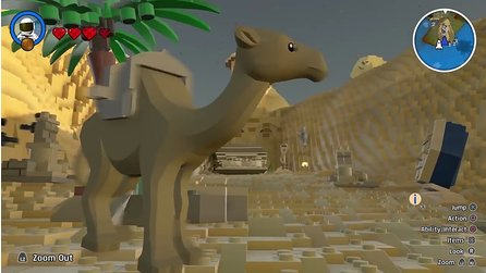 Lego Worlds - Gameplay-Trailer stellt den Sandbox-Mode vor