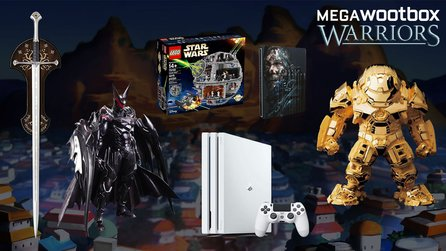 Megawootbox »Warriors« im November [Anzeige]