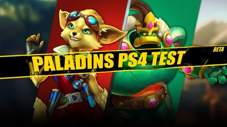 Paladins PS4 Review - Lohnt sich der Team-Shooter?