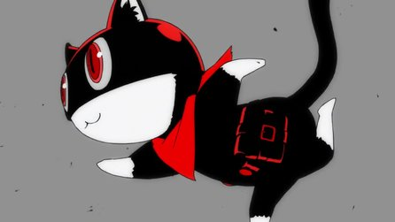 Persona 5 - Cooler Gameplay-Trailer mit Knuddelkatze