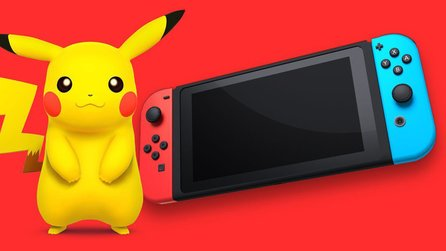 Pokémon Switch 2019 - Angeblicher Leak zeigt bereits Namen & Logo