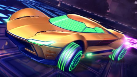 Rocket League - Launch-Trailer stimmt auf Nintendo Switch-Version ein