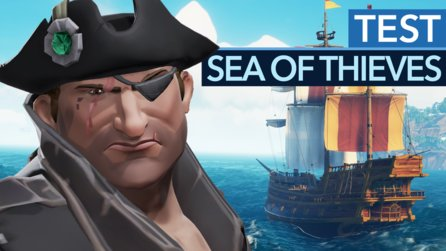 Sea of Thieves - Test-Video zum kurzweiligen Koop-Piratenspaß
