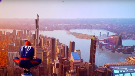 Spider-Man - Map der Open World enthüllt & 20 Minuten Gameplay