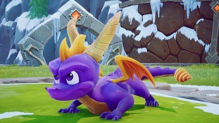 Spyro Reignited Trilogy - Offizielle Website listet Nintendo Switch-Version des Remakes