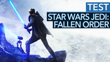 Star Wars Jedi: Fallen Order - Test-Video zum Singleplayer-Hit