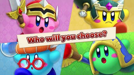Super Kirby Clash - Launch Trailer zum Gratis-Spiel