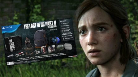 The Last of Us 2-Ellie Edition & mehr: Alle Editionen im Überblick