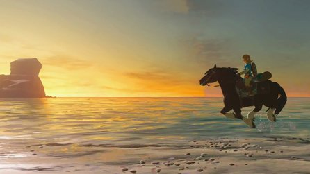 The Legend of Zelda: Breath of the Wild - Trailer von der Nintendo-Switch-Präsentation
