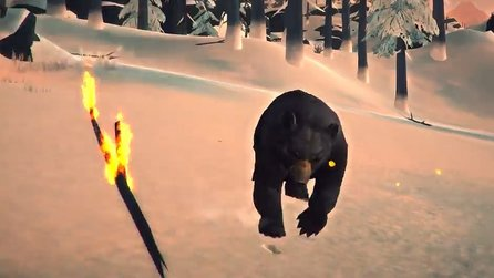The Long Dark - Trailer zum Sandbox-Update »Tireless Menace«