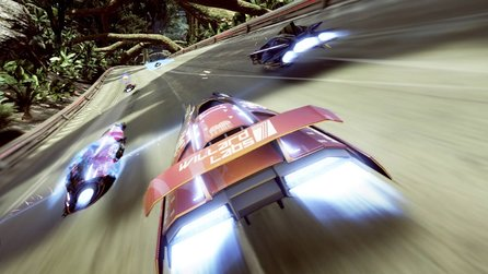 Was ist ... Fast Racing Neo? - Die F-Zero-Ersatzdroge, made in Germany