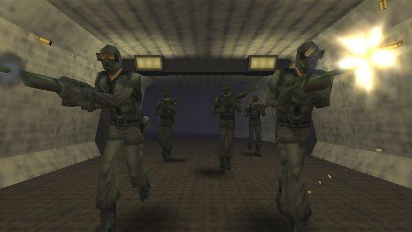2000: Soldier of FortuneId Tech 2 (Quake II Engine)