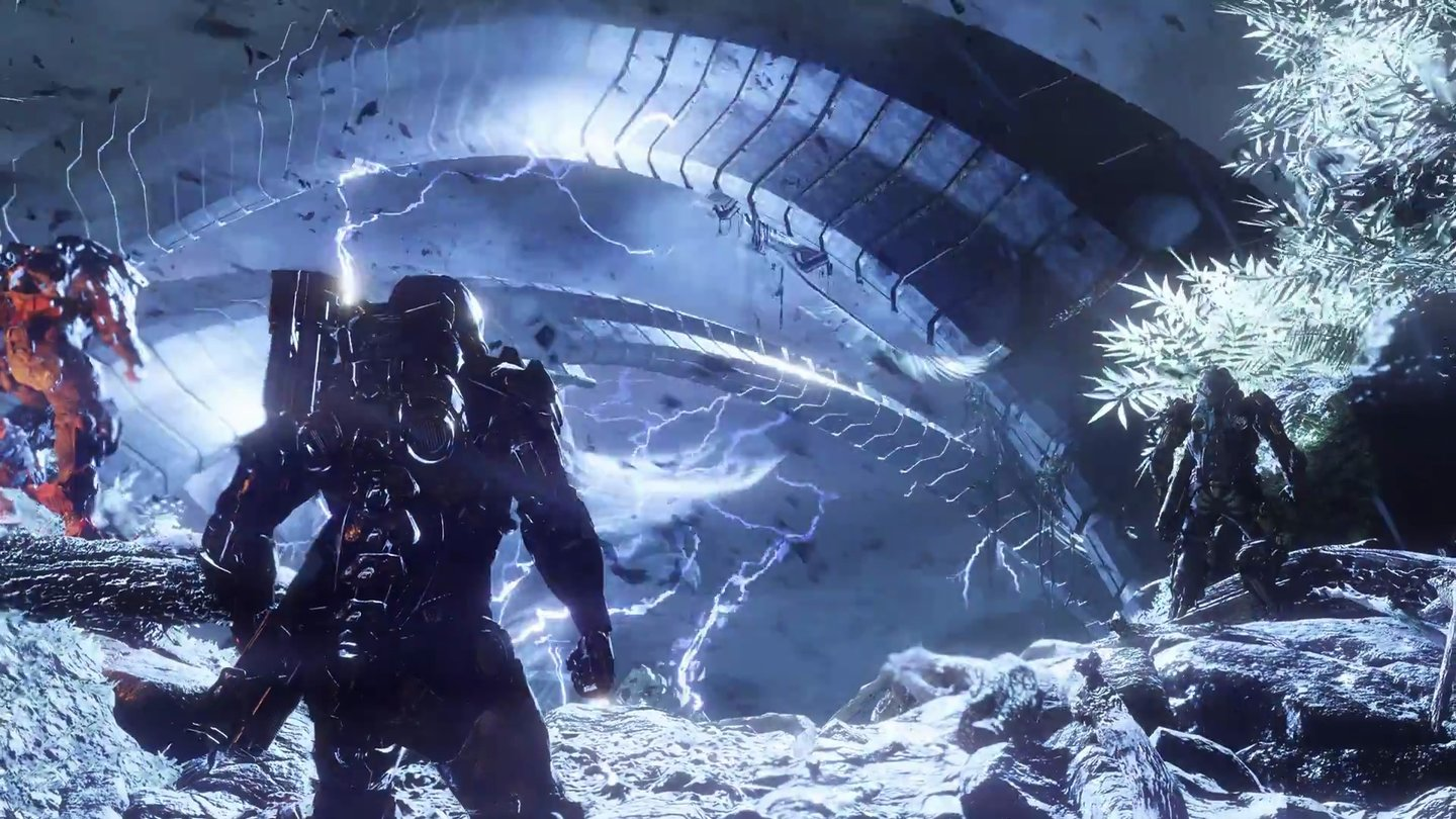Anthem - Trailer-Screenshots