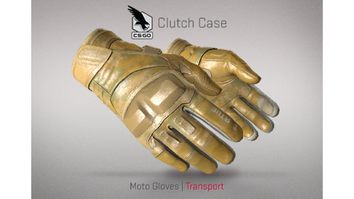 Counter-Strike: Global Offensive - Clutch Case Gloves