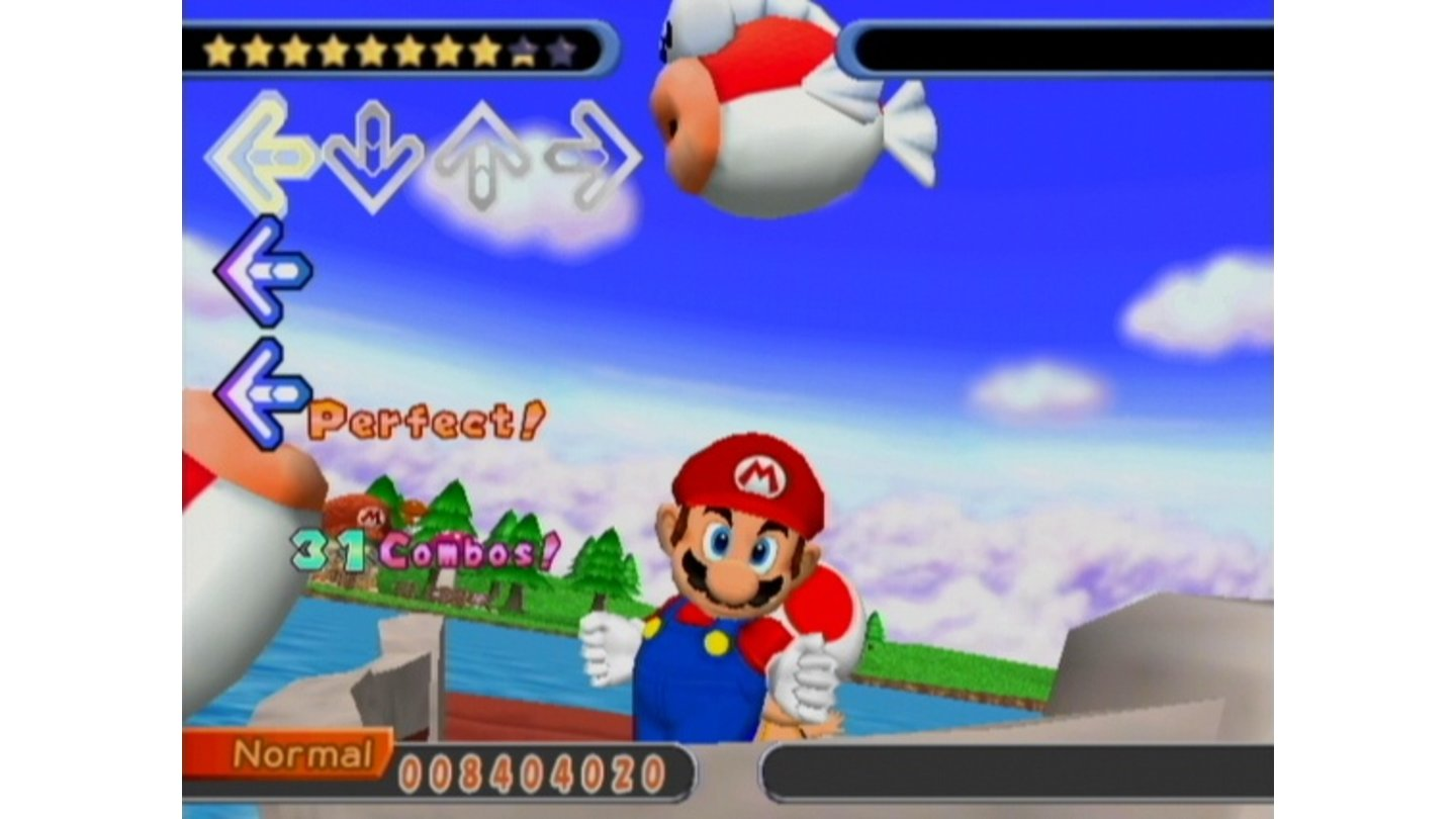 Dancing Stage Mario Mix_GC 10