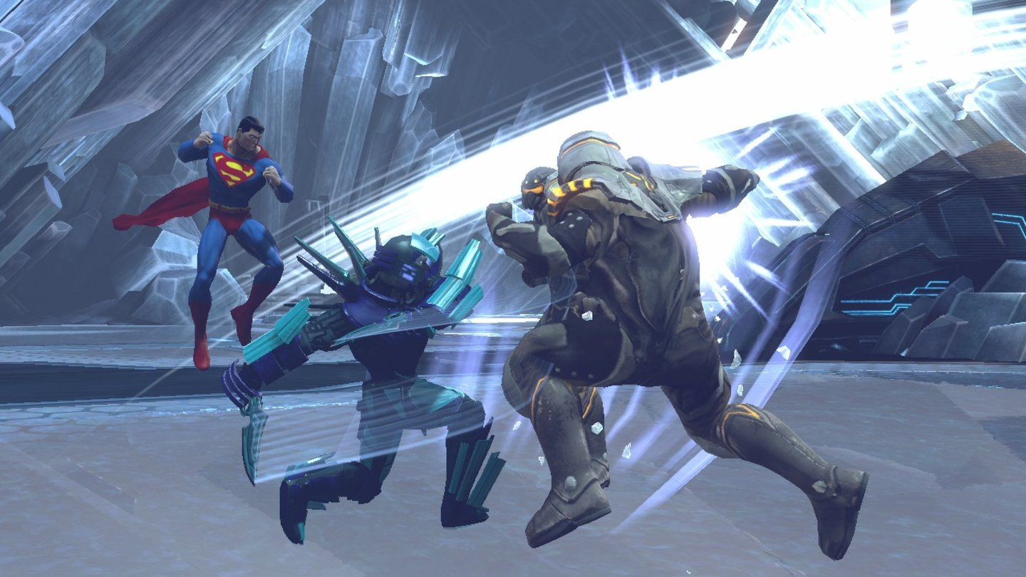 DC Universe OnlineScreenshot von dem Inhalts-Update »The Deadly Double Cross«