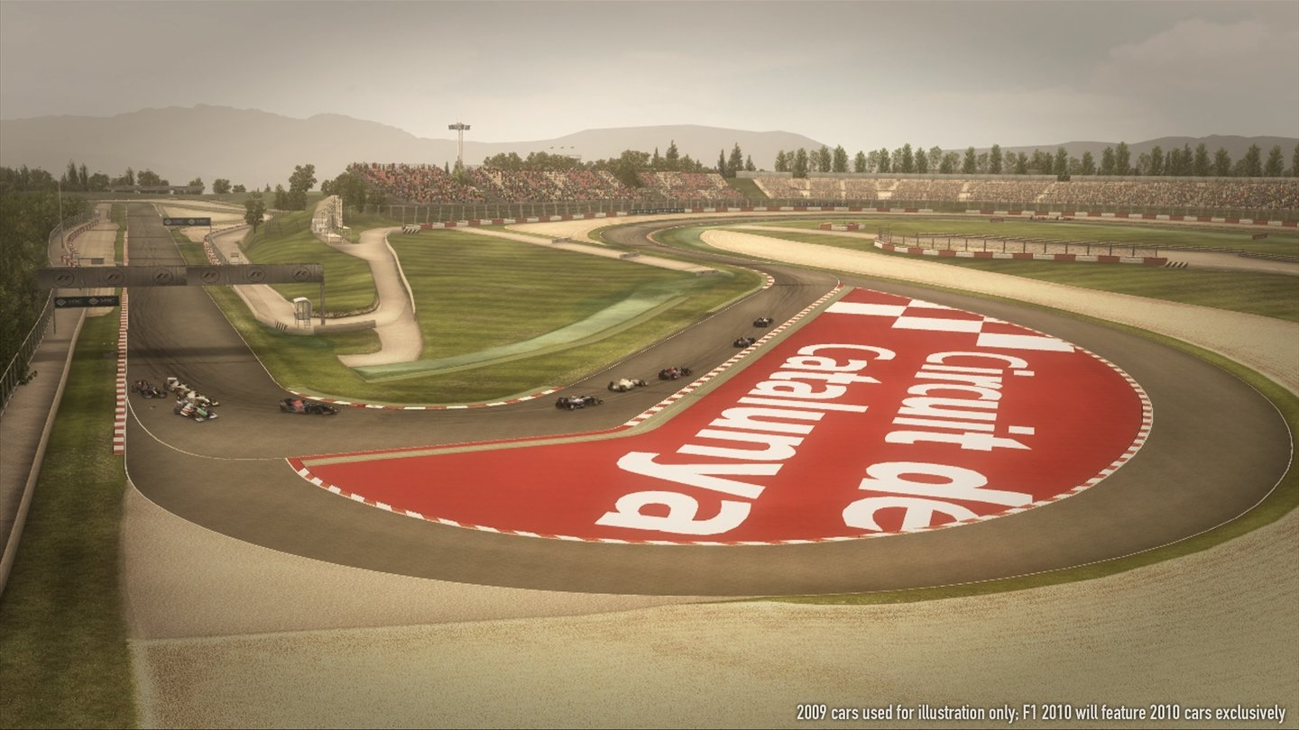 F1 2010 - Screenshots von Codemasters
