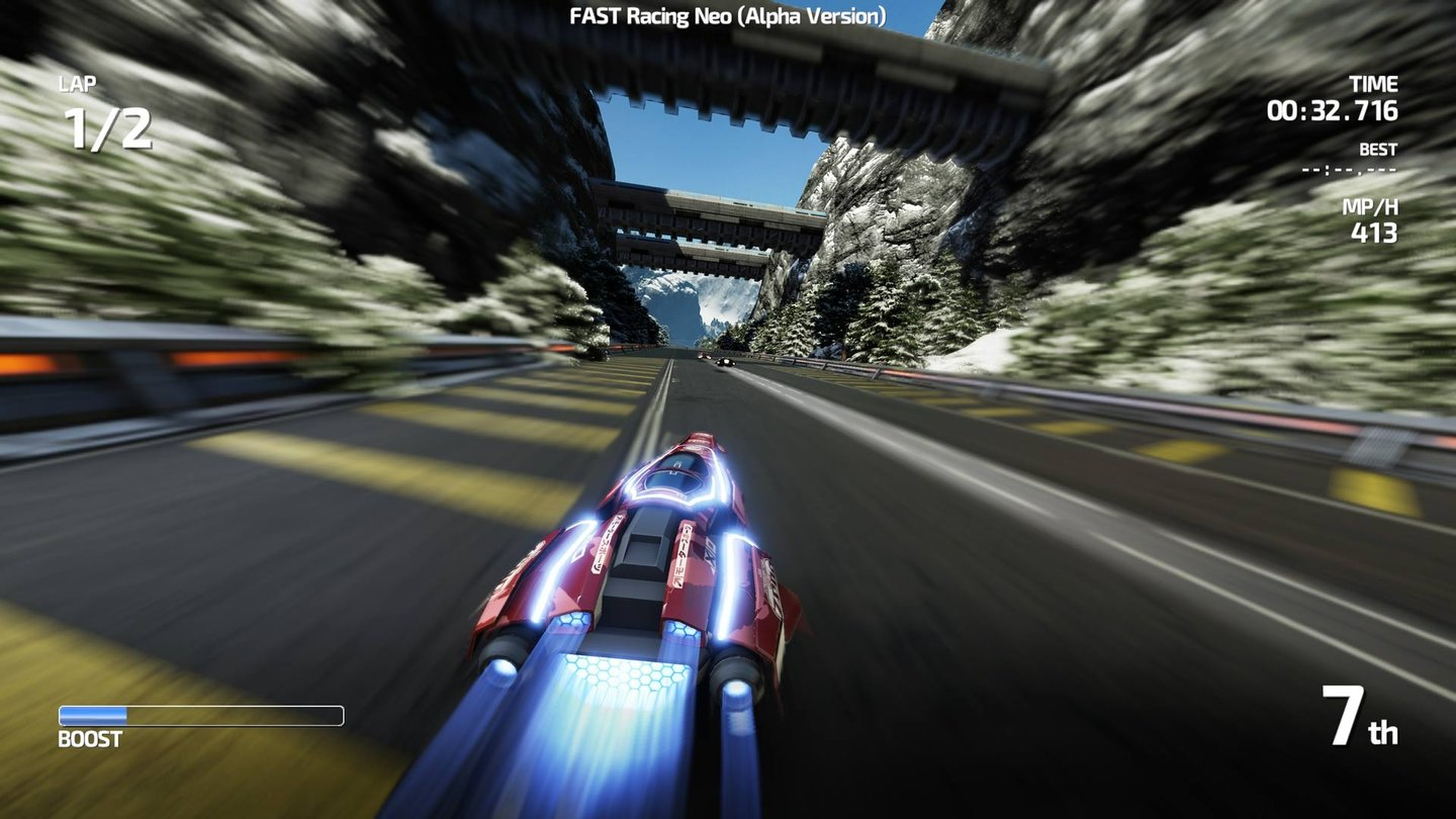 FAST Racing Neo - Screenshots