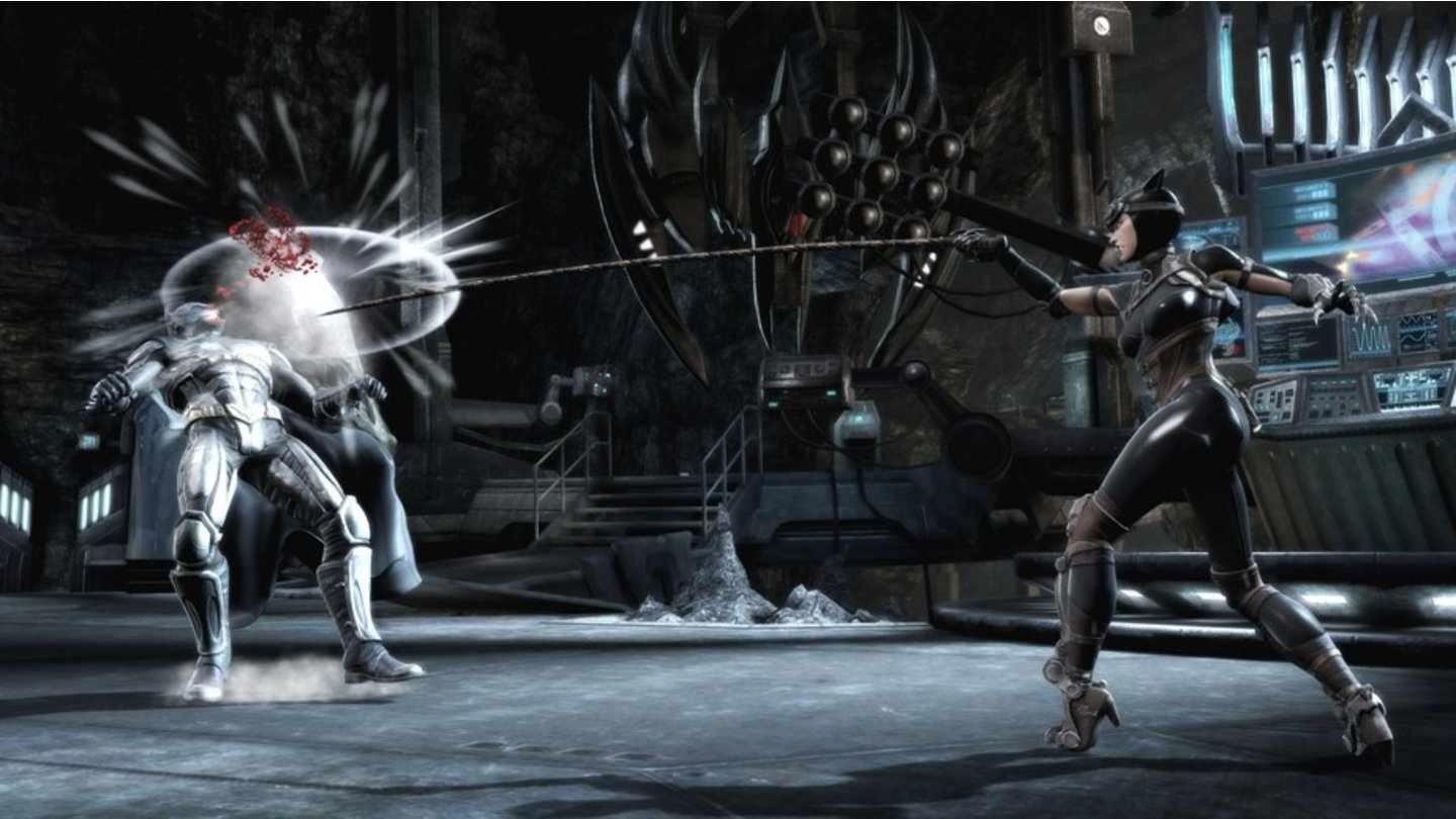 Injustice: Gods Among Us - Catwoman-Screenshots