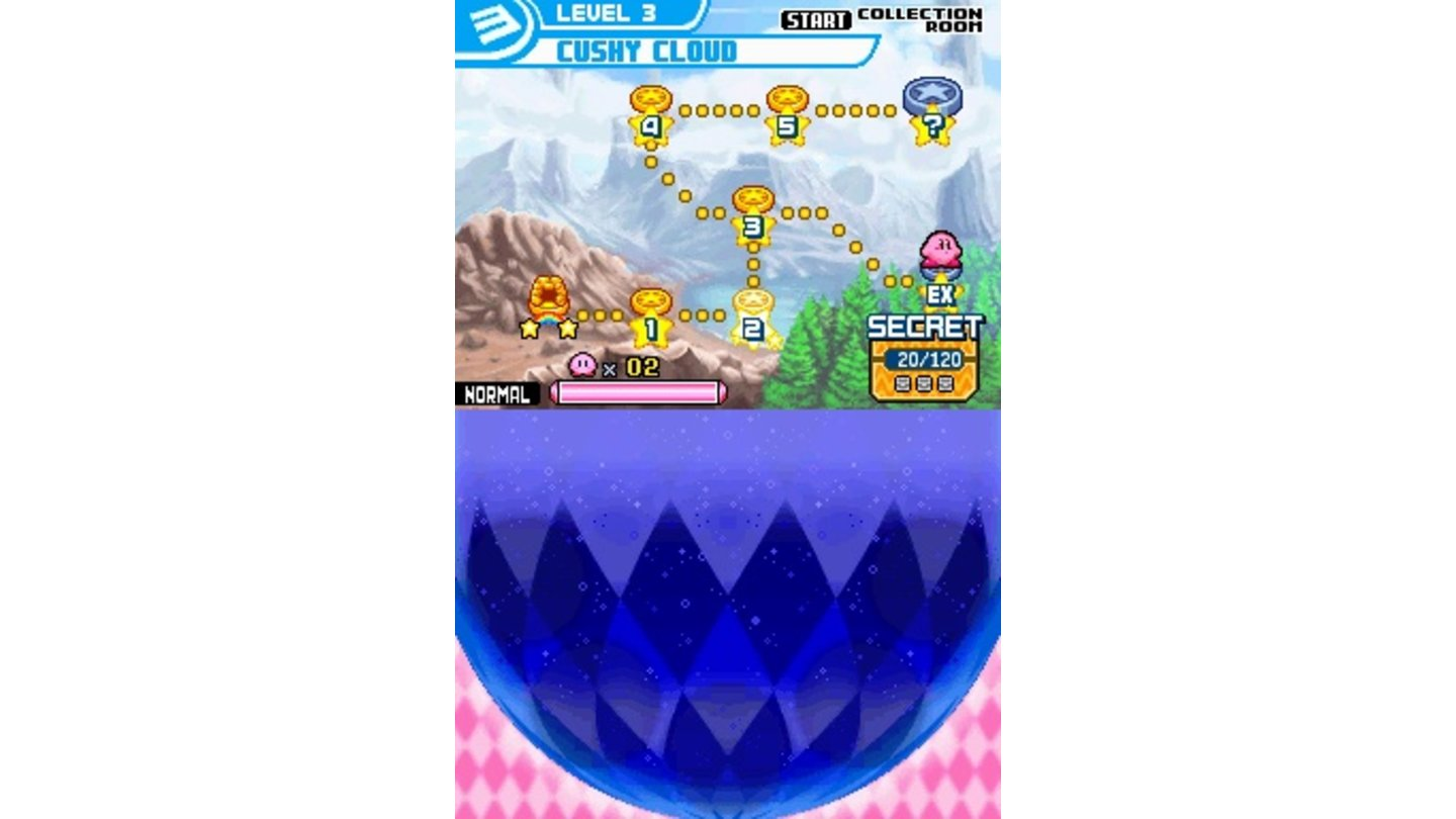 Kirby Mouse Attack DS 11
