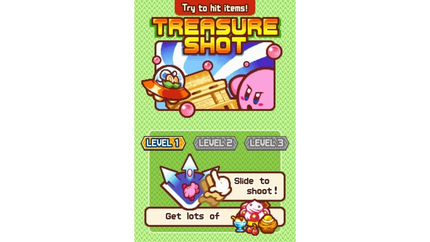 Kirby Mouse Attack DS 21