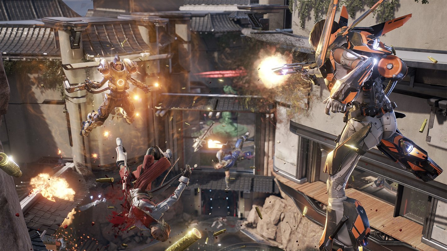 Lawbreakers - E3-Screenshots