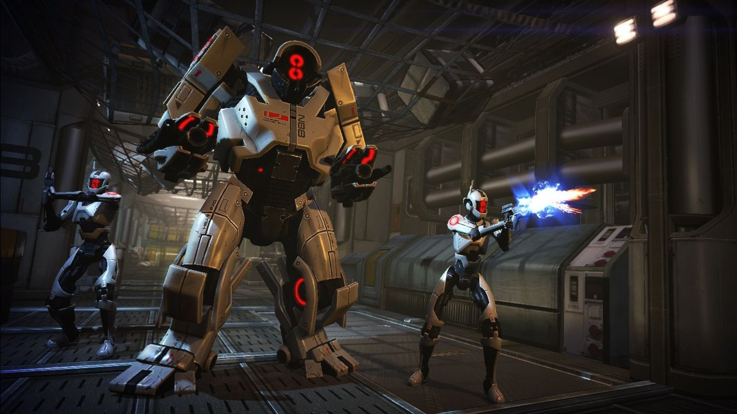 Mass Effect 2 - Preview