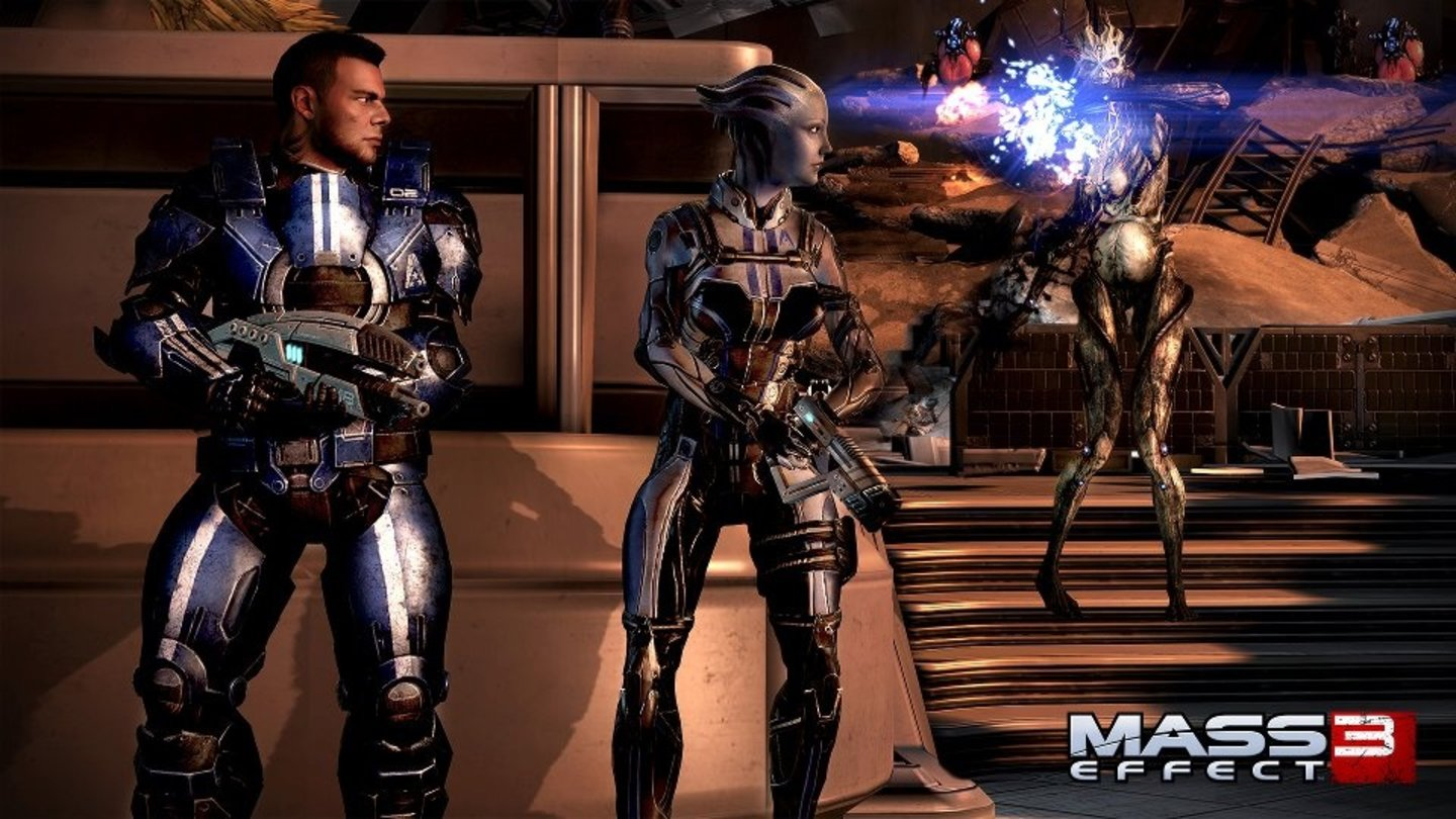 Mass Effect 3 - DLC From Ashes