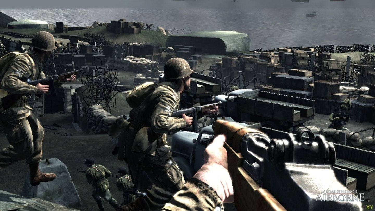 Medal of Honor Airborne 4