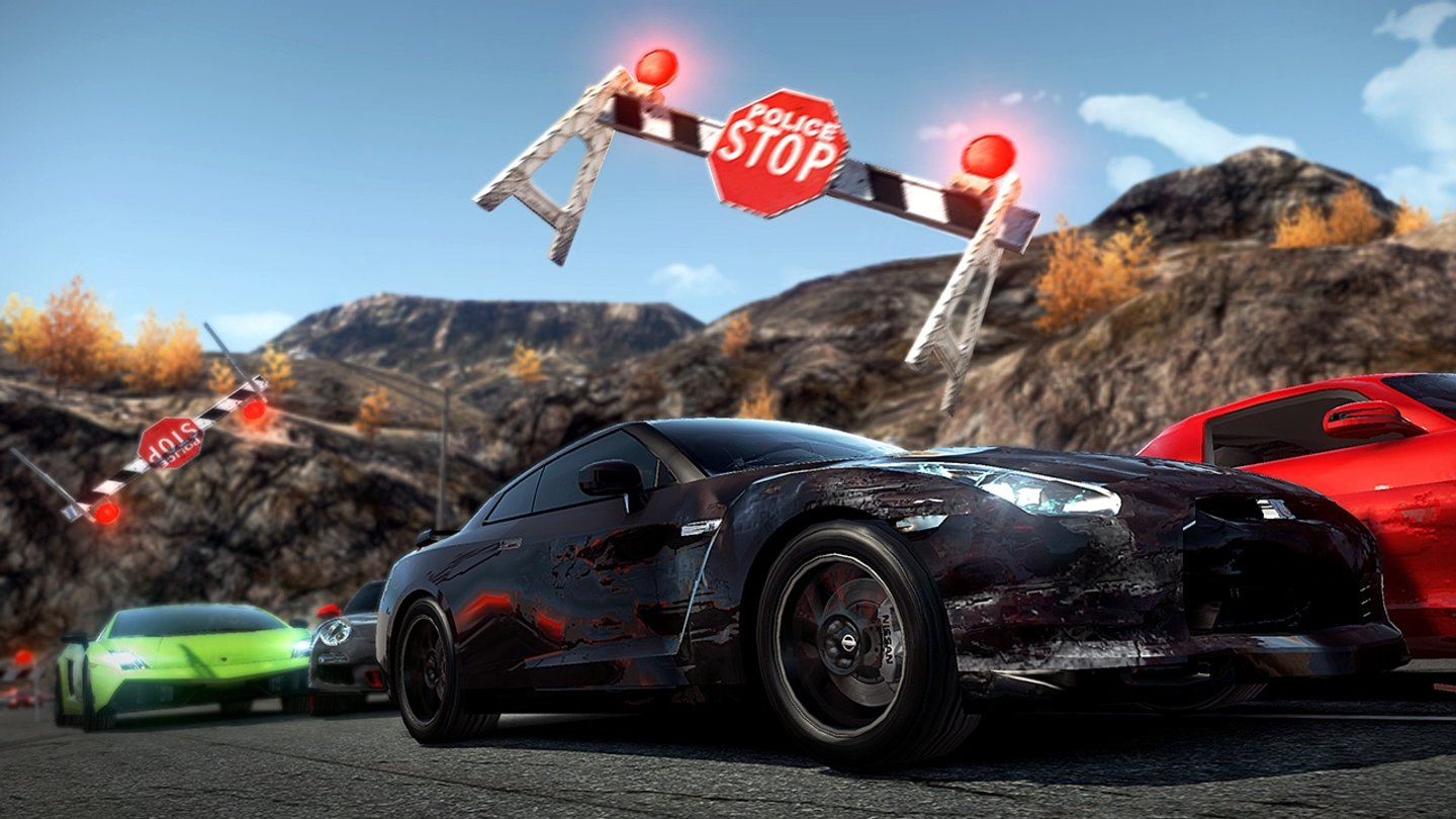 Need for Speed: Hot Pursuit - Screenshots von der gamescom 2010