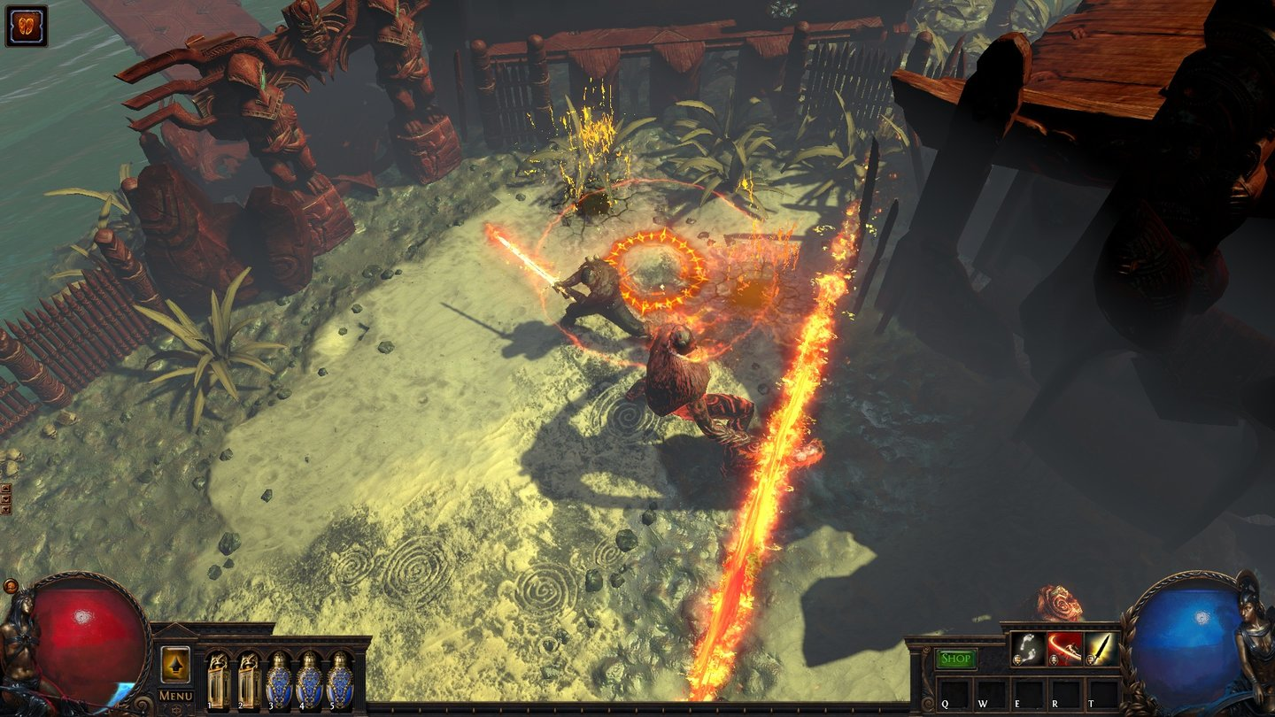 Path of Exile - The Fall of Oriath - Screenshot 07