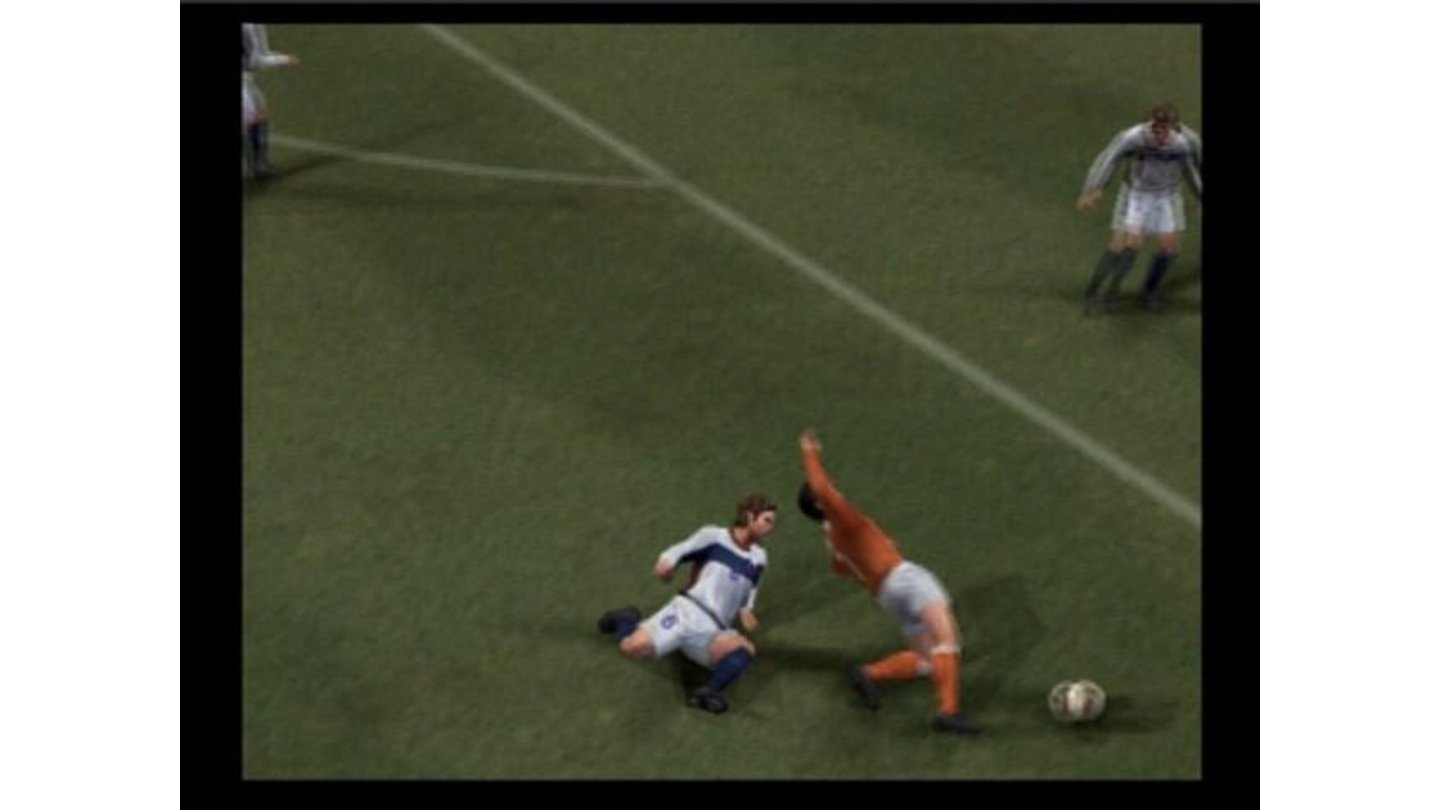 The foul most dangerous, don't slide from behind unless you're risking to get your player kicked out