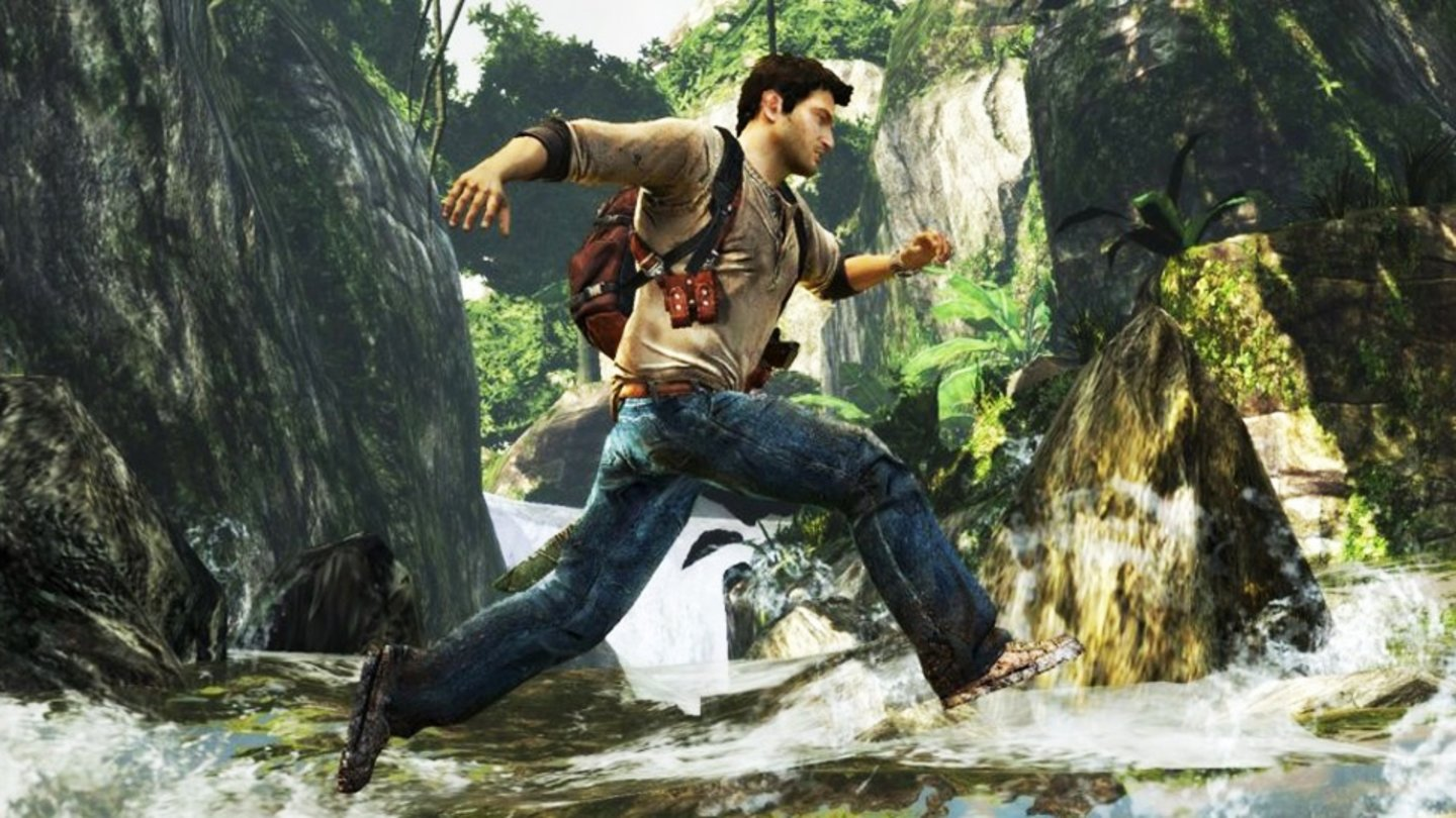 Uncharted: Golden Abyss (Vita, 2011)